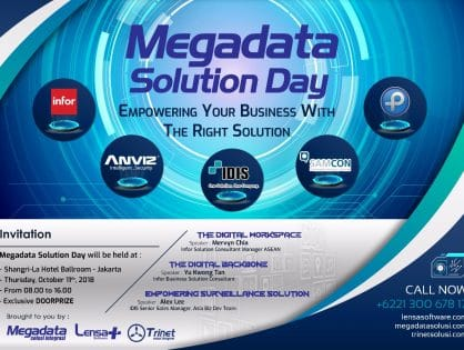 Megadata Solution Day 2018